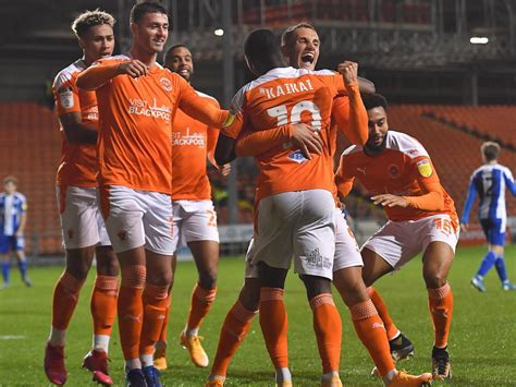 'It looks like we're slowly turning the corner': Blackpool ...