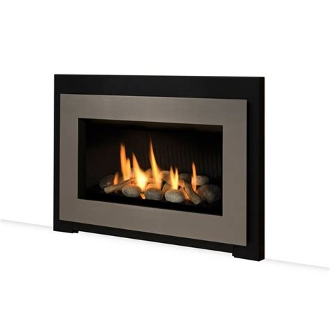 gas fireplace insert rocks coal stove inserts for fireplace home improvement