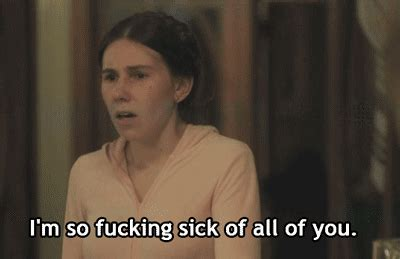 Girls Hbo Memes - zosia mamet girls gif find share on giphy