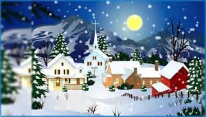 Free Christmas Holiday Screensaver