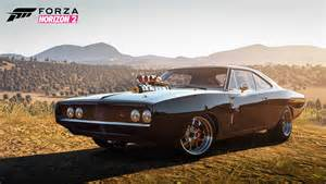 forza horizon dodge charger furious 7 car pack released for forza horizon 2 team vvv
