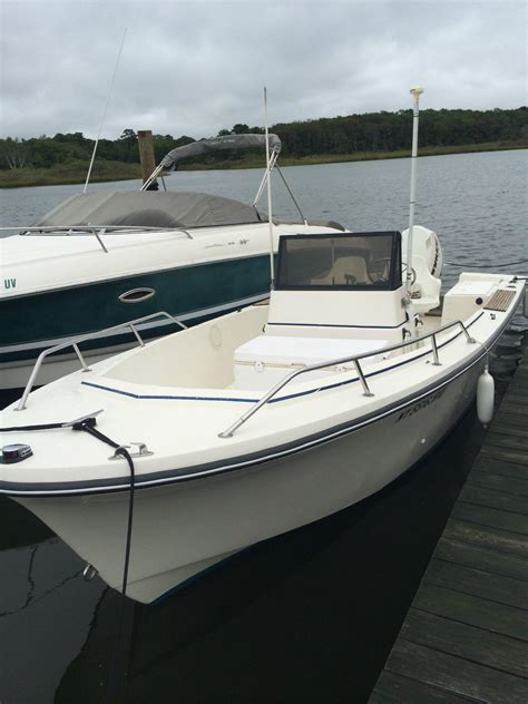 Used Proline Boats by Proline 20 Center Console Boat For Sale From Usa