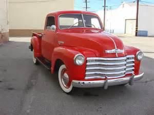 1950 Chevrolet 3100 Pickup Truck