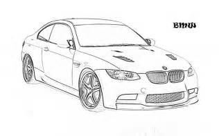 Cars Printable Coloring Pages for Kids