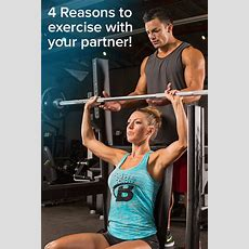 4 Reasons To Exercise With Your Partner