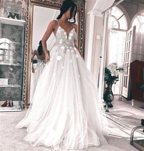 Pin on Chiffon wedding dress beach