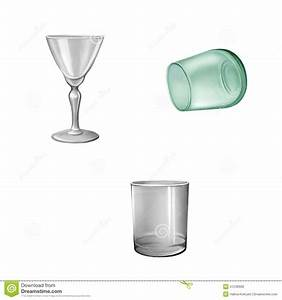 Vaisselle En Verre : verre liqueur en verre de vaisselle verre vert gobelet ~ Teatrodelosmanantiales.com Idées de Décoration