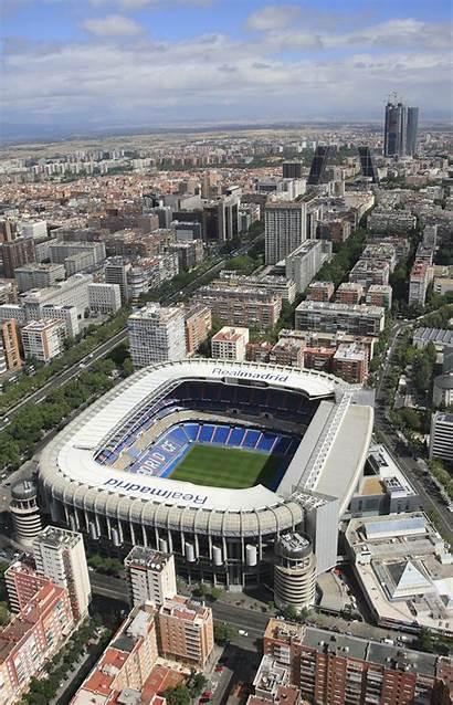 Madrid Wallpapers Bernabeu Santiago Hala Cf Stadium