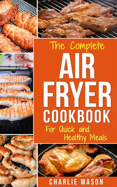 recipe air fryer recipes cookbook easy delicious fry roast