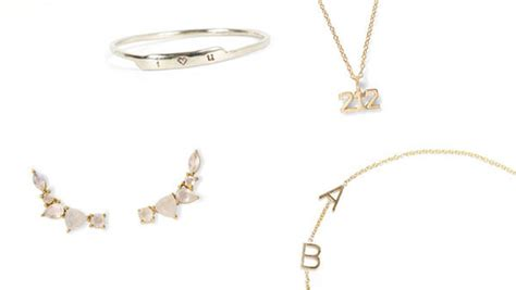 stylish pieces  jewelry  gift  bridesmaids