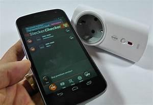 Steckdose Per App Steuern : steckerchecker elektrische ger te mit dem smartphone steuern androidpit ~ Orissabook.com Haus und Dekorationen