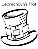 Hat Coloring Mad Pages Hatter Party Leprechaun Sun Tea Hatters Colouring Witch Leprechauns Printable Sombrero Template Getcolorings Starry Birthday sketch template
