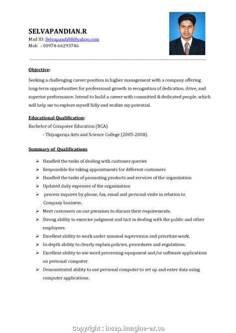 Salesman Cv by Make Salesman Cv Sle Doc Sle Resume Format For Sales