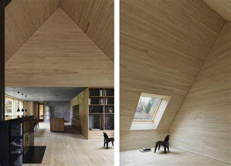 Haus Am Moor By Bernardo Bader Architects Inhabitat