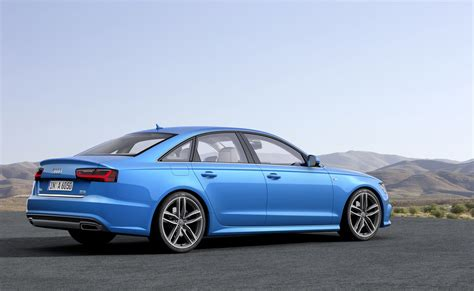 Audiboost  The C7 Audi A6 Gets A Facelift For 2015 With