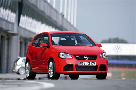 2006 Volkswagen Polo Gti Cup Edition Picture 86338 Car