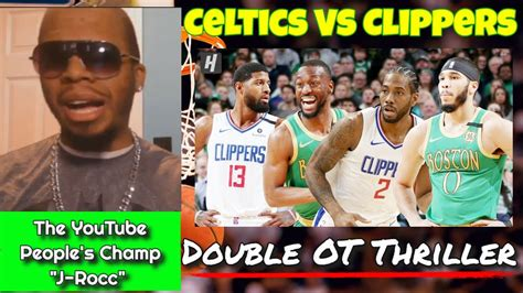 Los Angeles Clippers Vs Boston Celtics Game Highlights ...