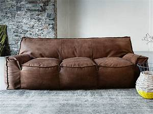 10 italian leather sofas and their versatile designs With soft leather sofa bed