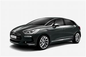 2014 Citroen DS5 Concept Top Auto Magazine