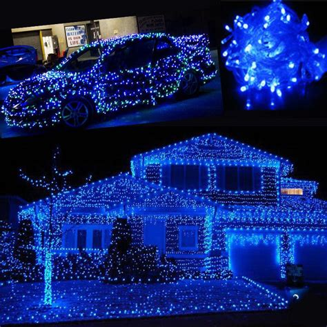 wholesale retail wholesale 200m 1000 leds led string fairy lights indoor outdoor xmas christmas