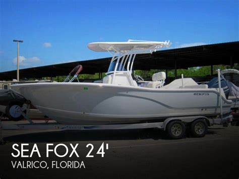 Used Sea Fox Boats For Sale By Owner by Sea Fox 257 Sea Fox Boats For Sale