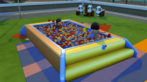 The Sims 4 Toddler Stuff Expansion Has Its Wonky Ball Pit ...