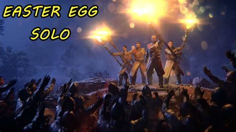zombies revelations easter egg solo cutscene final