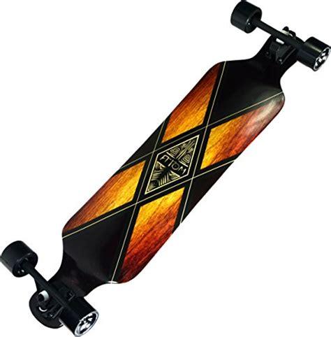 Atom 39 Drop Deck Longboard Artisan Brown by Atom Longboards Atom Drop Deck Longboard 39 Quot Woody