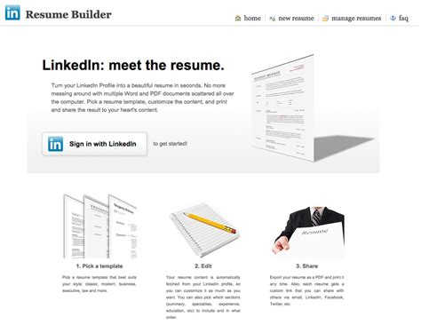 How To Upload Resume To Linkedin App by Free Apps For Linkedin Users