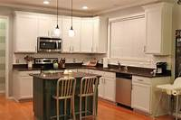 painting kitchen cabinets white Paint Kitchen Cabinets Designs Worth to Try at Best Home ...