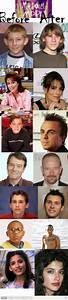 Malcolm in the Middle before and after.   Malcolm in the ...