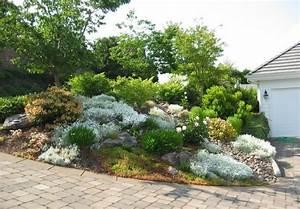 rocaille jardin conseils de construction et photos With charming idee de plantation pour jardin 9 amenager une rocaille amenagement de jardin