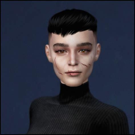 Sims 4 Scars Tumblr