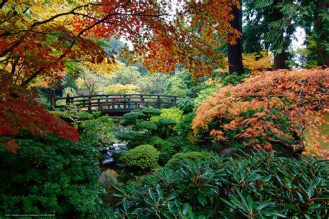 Japanischer Garten Bäume by Hintergrund Japanischer Garten Portland B 228 Ume