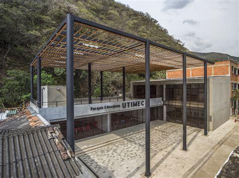 uramita educational park fp arquitectura archdaily