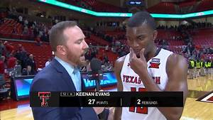 Texas Tech's Keenan Evans Among Wooden Award Late Season ...