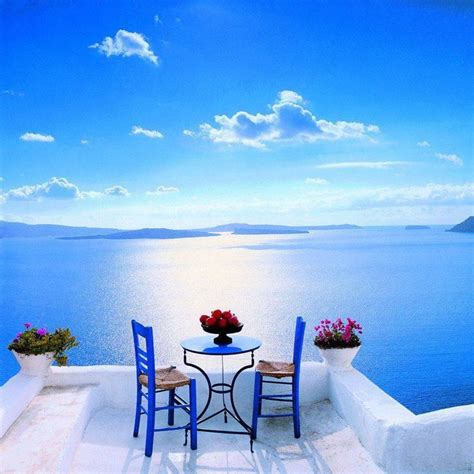 The Most Stunning Pictures Of Santorini Greece Ocean