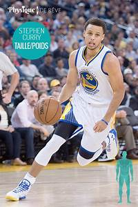 Stephen Curry taille poids muscles mensurations | Physique ...