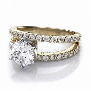 Yellow gold diamond wedding rings more than beautiful for Diamond yellow gold wedding rings
