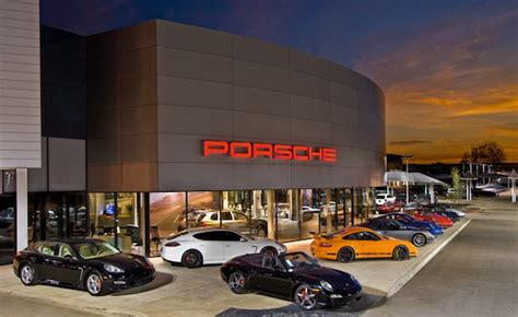 How To Search For Texas Porsche Dealers