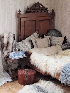 boho chic bedroom rustic the daily Rustic