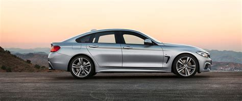 bmw  series gran coupe  door hatchback revealed