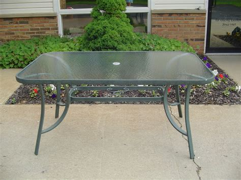 tempered glass patio table top replacement 48 patio