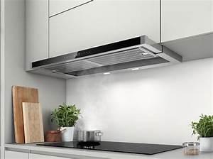Hotte Sous Meuble : quelle hotte pour ma cuisine elle d coration ~ Melissatoandfro.com Idées de Décoration