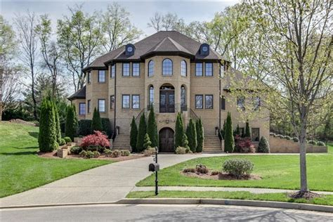 governors club homes  sale brentwood tn