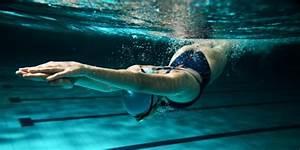 Fettverbrennung beim schwimmen