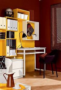 Home officesmall home office design ideas home decoration for Outstanding small apartment office ideas