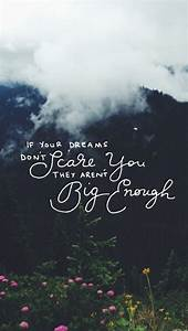 Dream Big Wallpaper - WallpaperSafari