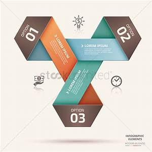 Infographic design elements Vector Image - 1613074 ...
