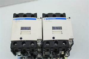 2 Schneider Telemecanique Lc1  24v